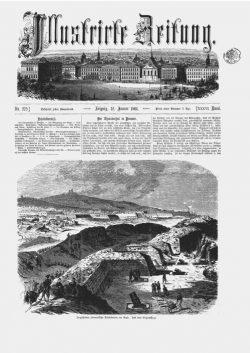 Leipziger Illustrirte Zeitung (LIZ) 1861, Band I No. 915 - 12. Januar 1861