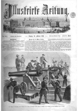 Leipziger Illustrirte Zeitung (LIZ) 1861, Band I No. 920 - 16. Februar 1861