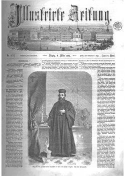 Leipziger Illustrirte Zeitung (LIZ) 1861, Band I No. 923 - 9. März 1861