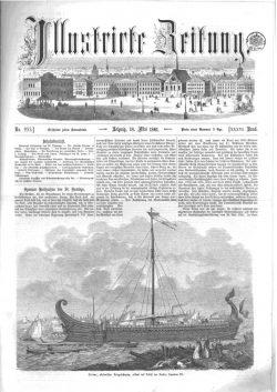 Leipziger Illustrirte Zeitung (LIZ) 1861, Band I No. 933 - 18. Mai 1861