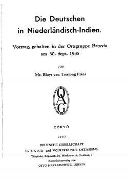 Band XXIX (1935-1937) Teil D