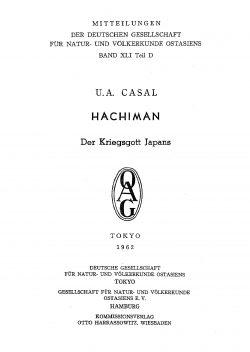 Band XLI (1960-1961) Teil D