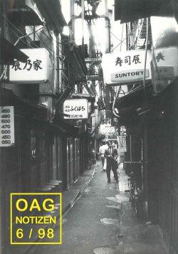 OAG Notizen Juni 1998
