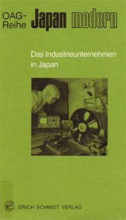 Das Industrieunternehmen in Japan