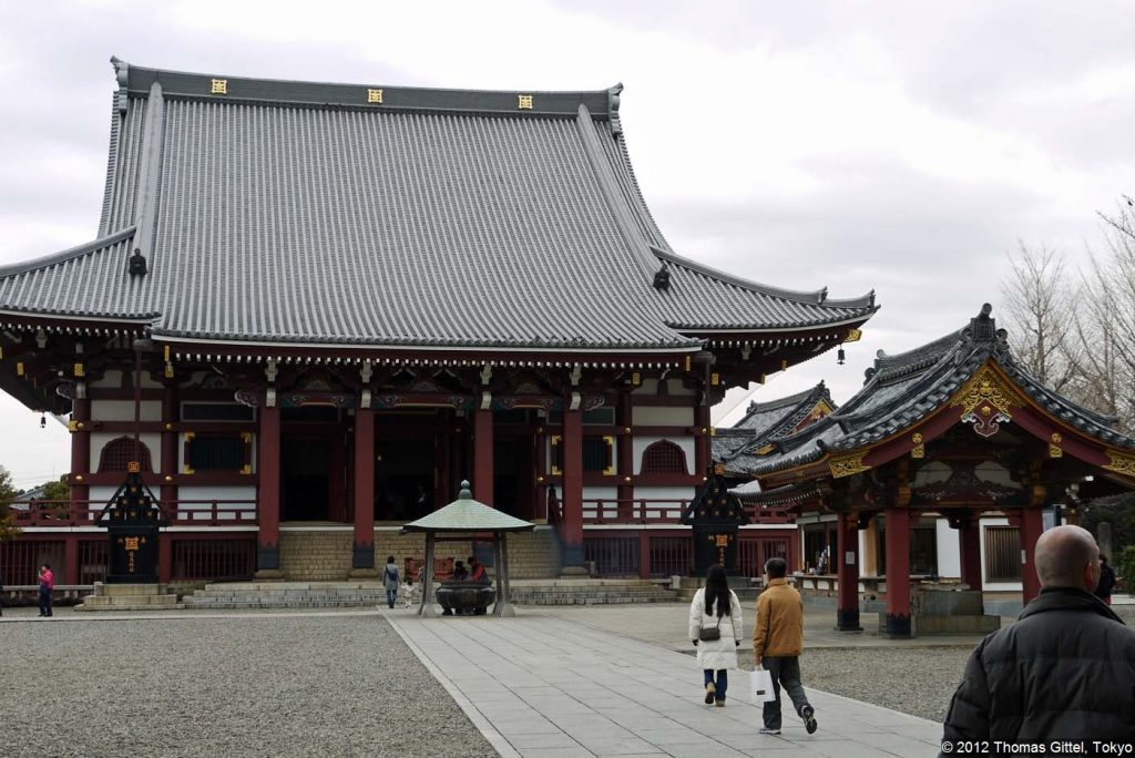 Ikegami Honmon-ji (池上本門時)