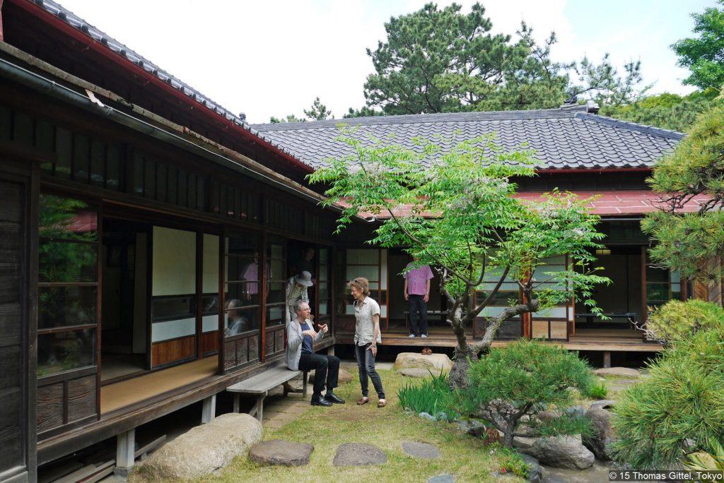 Aishin Kakura Fuketsu Kagū (愛新覚羅溥傑仮寓) - Auf historischen Spuren durch Inage in Chiba