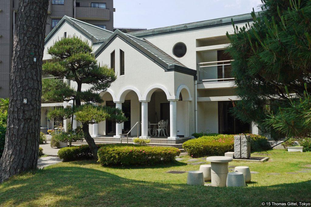 Kamiya Denbē-Gästehaus - Auf historischen Spuren durch Inage in Chiba