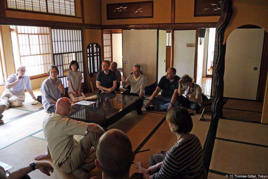Kamiya Denbē-Gaestehaus - Auf historischen Spuren durch Inage in Chiba