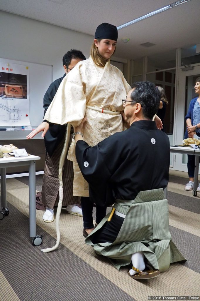 """Vortrag/Workshop: """"Der Stoff, aus dem Nō gemacht ist …"""