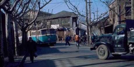 """Dr. Detlef Rehn: """"China vor 40 Jahren – Als Student an der Universität Peking"""
