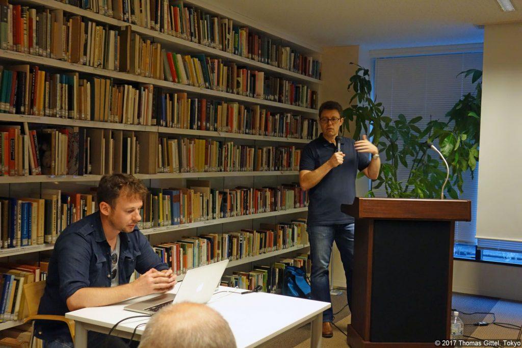 OAG Medienabend mit Uwe Schwering (ARD) (14.6.2017)