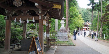 Ein koreanischer Shintō-Schrein? Besuch des Koma-Jinja in Saitama