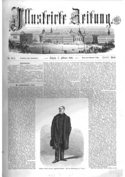 Leipziger Illustrirte Zeitung (LIZ) 1861, Band I No. 918 - 2. Februar 1861