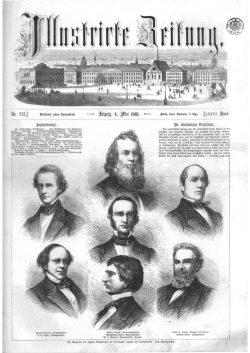 Leipziger Illustrirte Zeitung (LIZ) 1861, Band I No. 931 - 4. Mai 1861