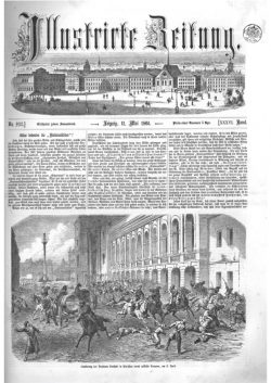 Leipziger Illustrirte Zeitung (LIZ) 1861, Band I No. 932 - 11. Mai 1861