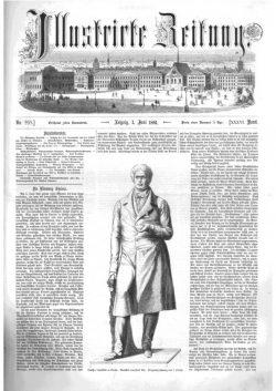 Leipziger Illustrirte Zeitung (LIZ) 1861, Band I No. 935 - 1. Juni 1861