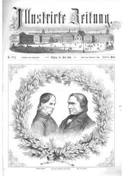 Leipziger Illustrirte Zeitung (LIZ) 1861, Band I No. 937 - 15. Juni 1861