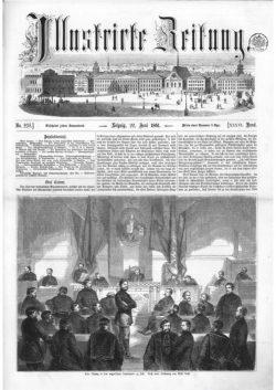 Leipziger Illustrirte Zeitung (LIZ) 1861, Band I No. 938 - 22. Juni 1861