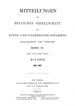 Band VI (1893-1897), Heft 57