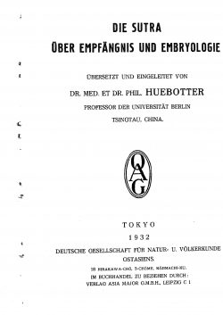 Band XXVI (1932-1934) Teil C