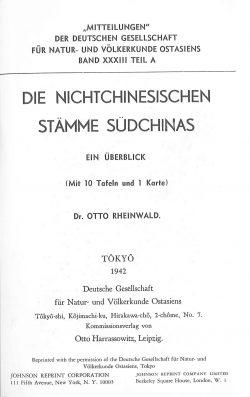 Band XXXIII (1942-1943) Teil A