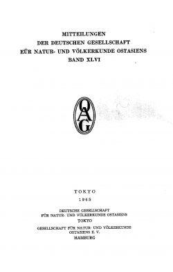 Band XLVI (1965)