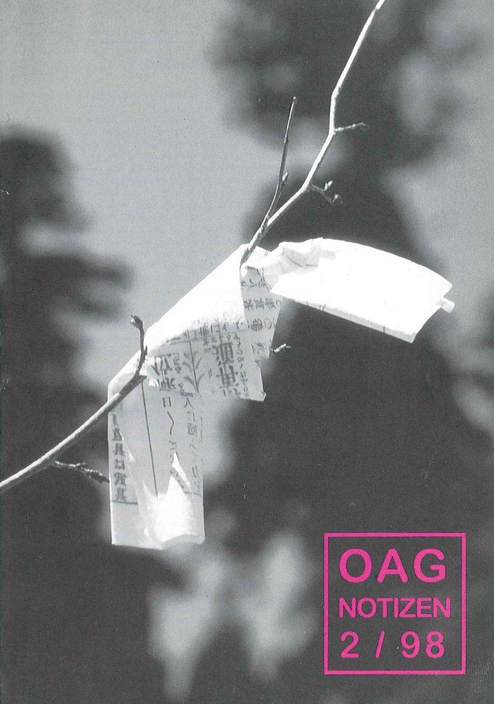 OAG Notizen 9802