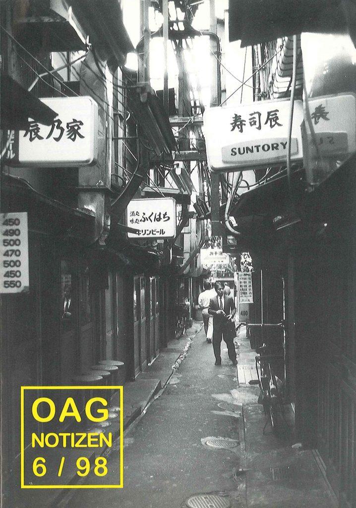 OAG Notizen 9806
