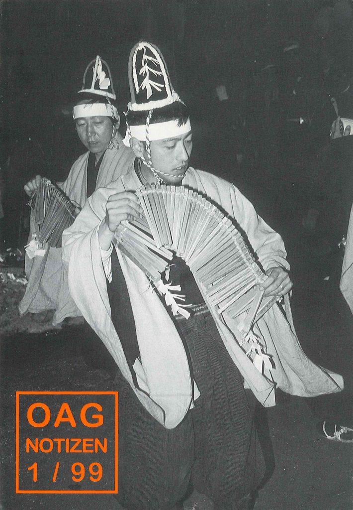 OAG Notizen 9901
