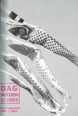OAG Notizen Mai 2003