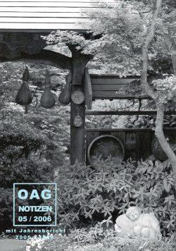 OAG Notizen Mai 2006
