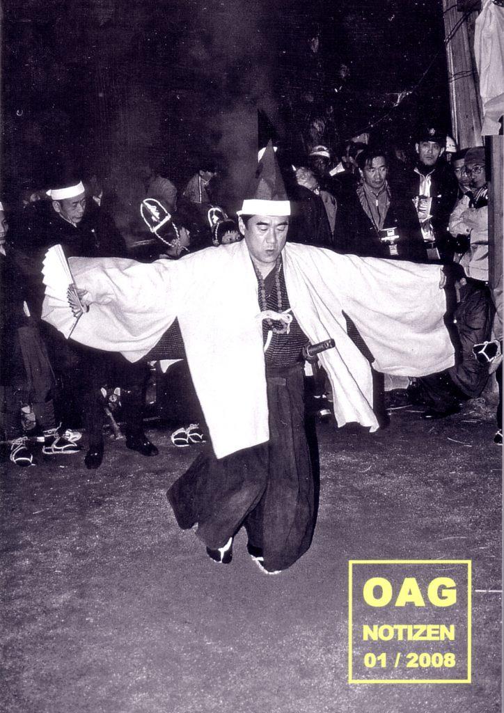 OAG-Notizen Januar 2008