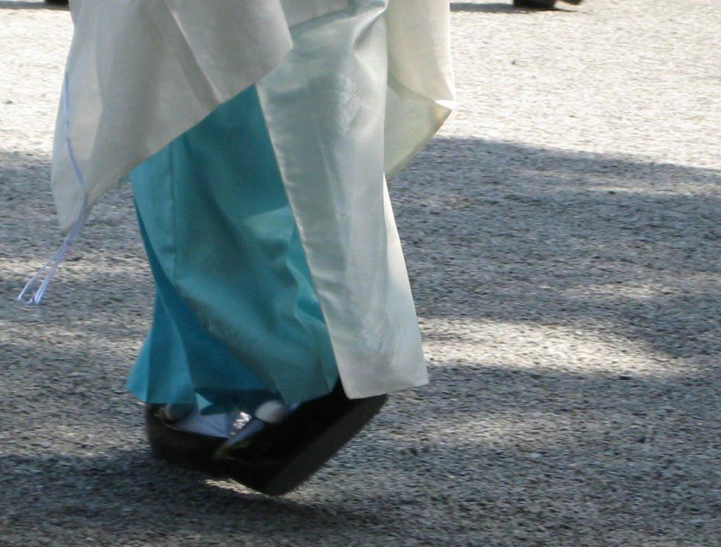 Schuhe - Meiji Jingu