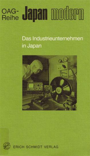 Das Industrieunternehmen in Japan