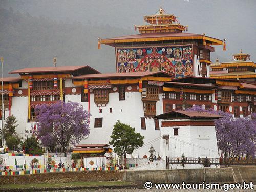 Informationsveranstaltung: Studienreise nach Bhutan