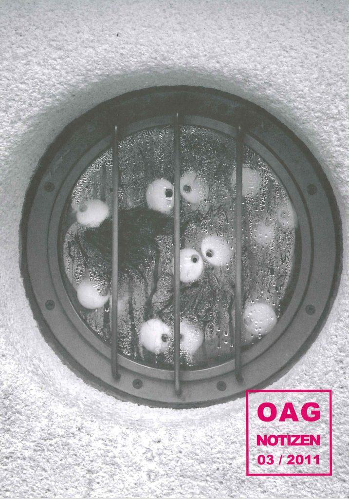 OAG Notizen Maerz 2011