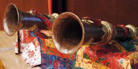 Tibetische Kloster-Tänze