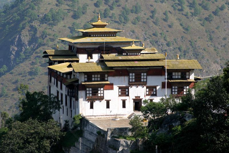 Studienreise der OAG nach Bhutan