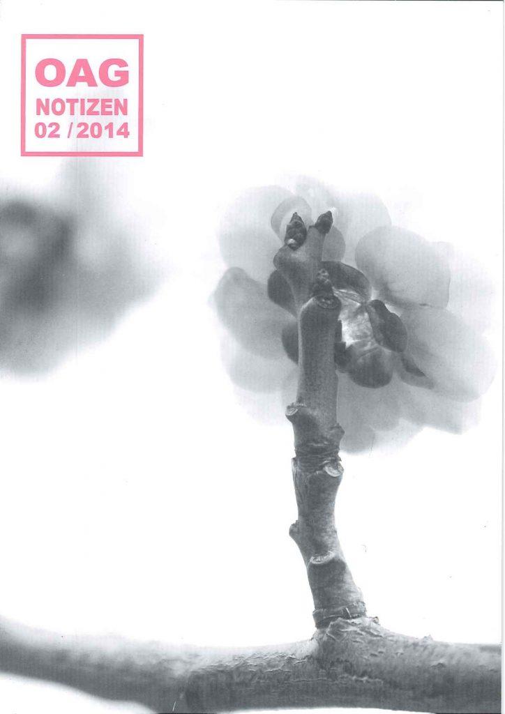 OAG Notizen Februar 2014