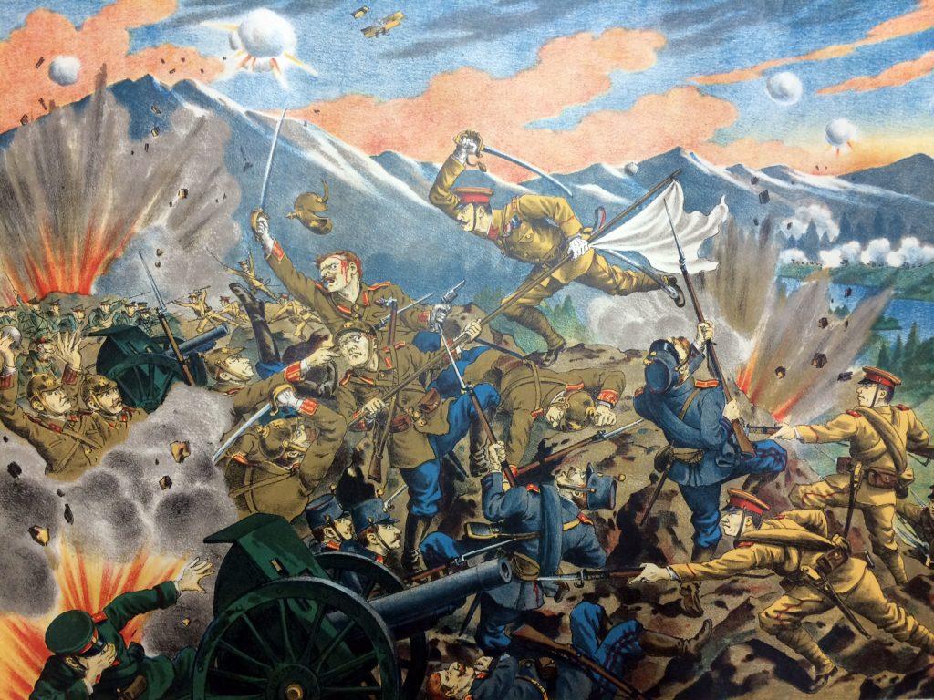 """Prof. Dr. Sven Saaler: """"Deutschland und Japan im Ersten Weltkrieg"""""""