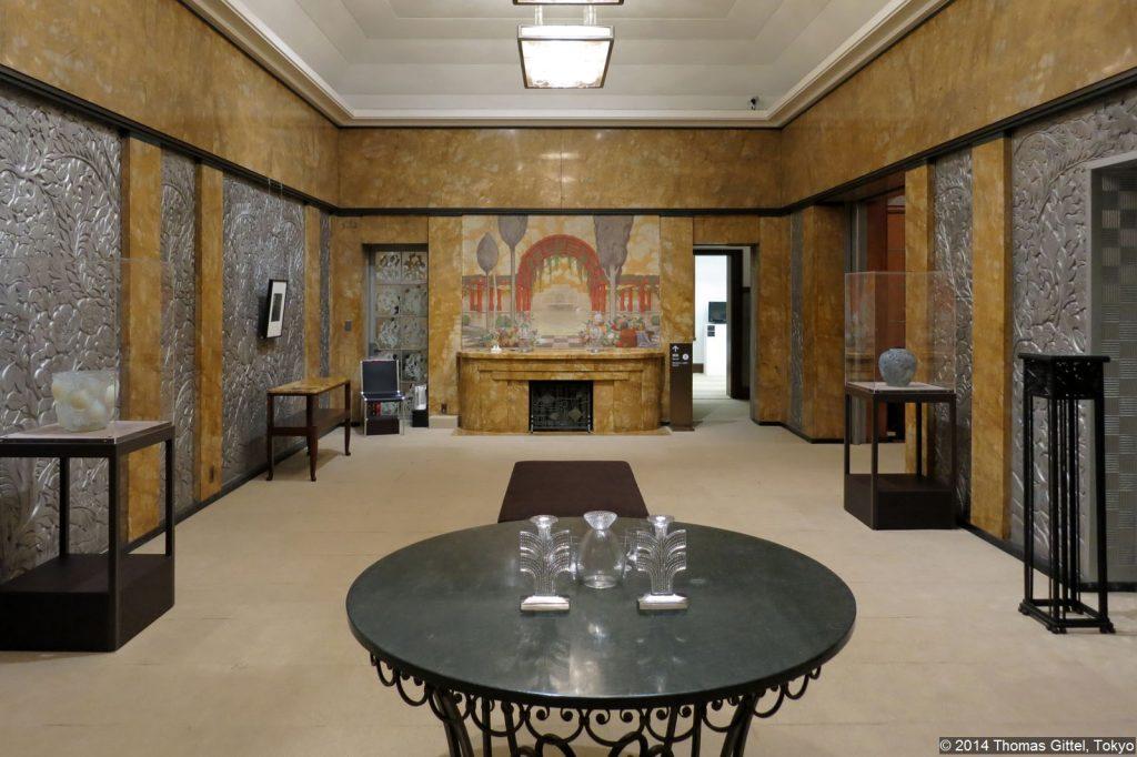 Teien Kunstmuseum (庭園美術館) - Besichtigung des neu eröffneten Teien-Museums