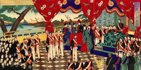 Tennō- und Shintō-Seminar von Dr. Ernst Lokowandt Teil X: