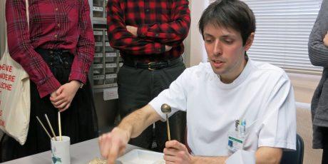 Gegen alles ist ein Kraut gewachsen ...  – Führung durch das Museum für Kampō-Medizin