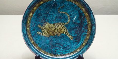 Japanisches Porzellan im Toguri Kunstmuseum