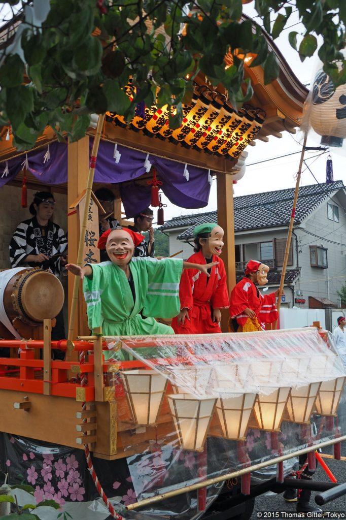 Phönixtanz in Hirai 平井の鳳凰の舞 - Phönixtanz in Hinode