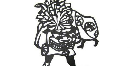 Kiri'e ‒ Die Kunst des Papierschneidens Workshop mit Kubo Shū