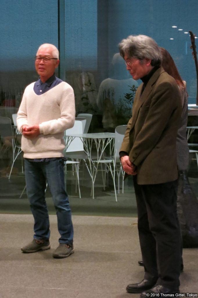 Ausstellung: Kurahashi Motoharu