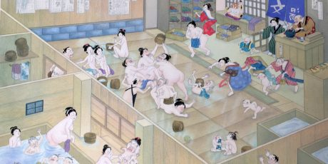 Ausstellung von Murotani Noriko