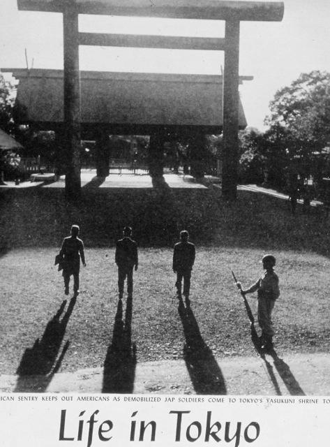 """""""Ami, DON'T go home?! ‒ Kulturelle Aspekte der amerikanischen Besatzung von Japan nach 1945, aus Sicht von Donald Richie"""