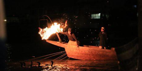 "Morimatsu Seji: ""Ein Blick hinter die Kulissen: Kormoran-Fischerei in Japan"""